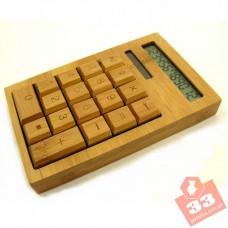 Деревянный Калькулятор