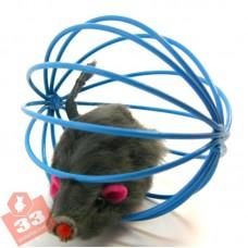 Мышка в шаре Grey