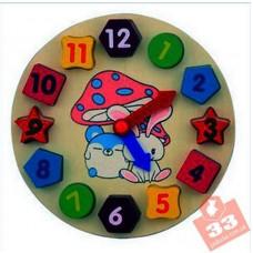 Часы Геометрия