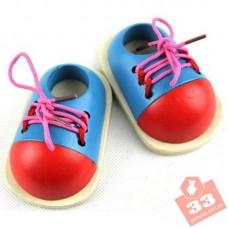 Ботинок