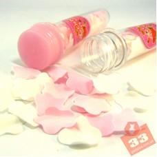 Цветочное конфетти Pink