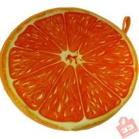 Круглая Апельсин