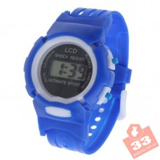 LCD Boy Blue