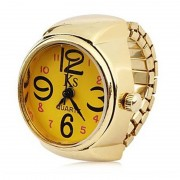 Кольца с часами