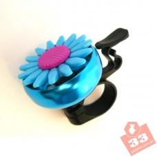 Велозвонок Цветок Blue